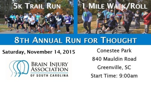 Click on the link to learn about Luke and the Run for Thought 2015.
